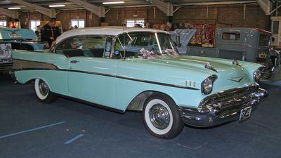 The '57 Chevy was 26 years old when it found its way into an Eric Clapton song.