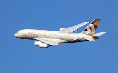 Etihad Airways announces codeshare agreement with low-cost South African carrier