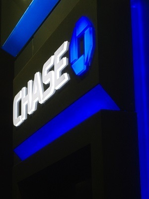 Large chase atm