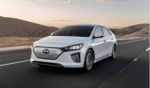 Hyundai will introduce the 2020 Ionic later this month at the Los Angeles Auto Show.