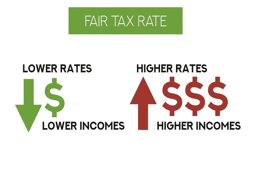 ILLINOIS STATE SENATE DISTRICT 17: Sims: A fair tax provides
