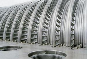 GE's D-11 steam turbines.