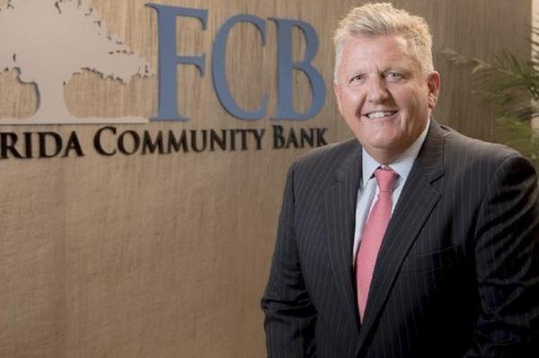Florida Community Bank CEO Kent Ellert