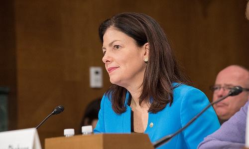 U.S. Senator Kelly Ayotte (R-NH)