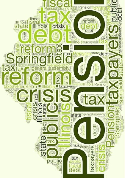 Large pensionproblem
