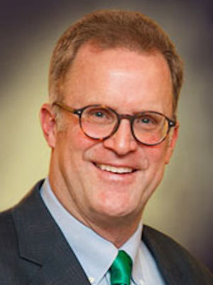 DuPage County Board Chairman Dan Cronin