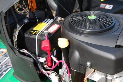 Ethanol fuel must be kept fresh in lawn mower motors to avoid problems.