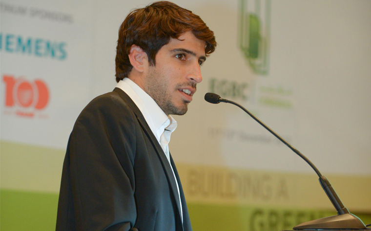 Saeed Al Abbar, chairman of EmiratesGBC