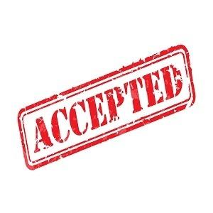 The FDA has accepted Array's NDA for binimetinib.