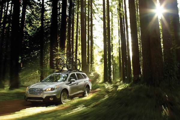 Subaru Outback is well suited for a variety of situations.