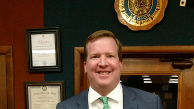 Illinois state Rep. Jason Plummer (R-Edwardsville)