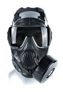 The C50 respirator mask from Avon.