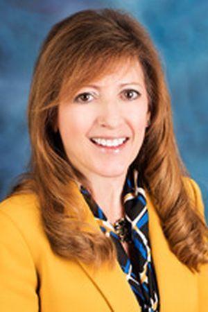 Sen. Linda Holmes (D-Aurora)
