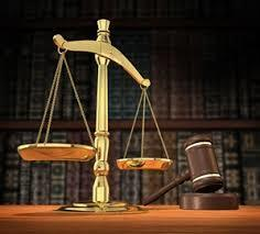 Large courtroom