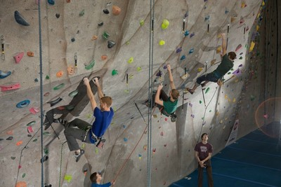 Medium climb