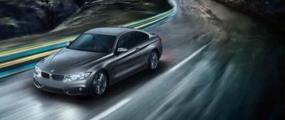 BMW 428i Coupe Profile