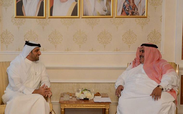 Sharjah Media Centre delegation recognizes Bahrain media