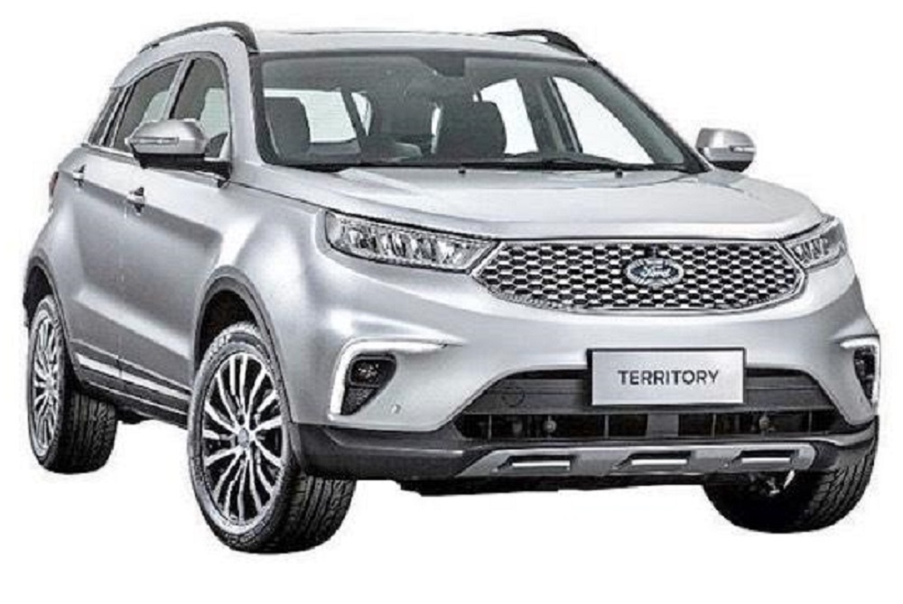 Ford will continue marketing the Territory in China this year.