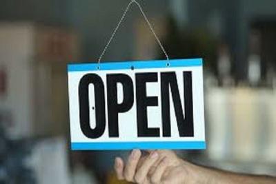 Medium open
