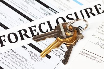 Large foreclosure keys