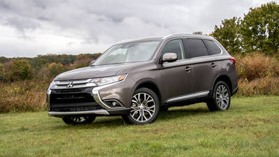 "The 2018 Mitsubishi Outlander received a four-star overall rating from the NHTSA and a ""good"" rating by the IIHS."