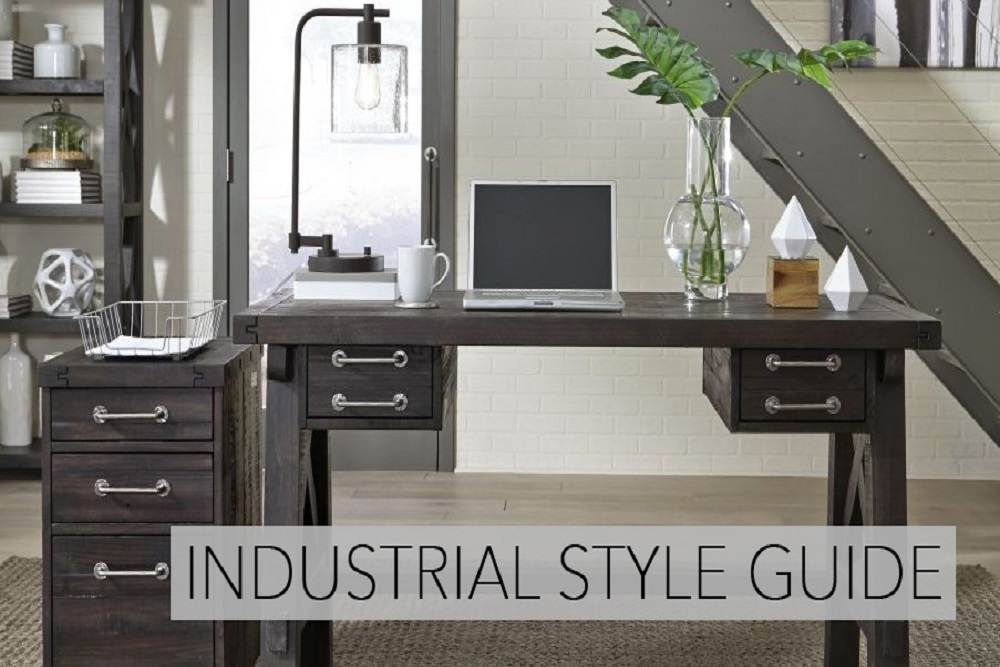 Homemakers Furniture Interior Design Style Guide Industrial Design