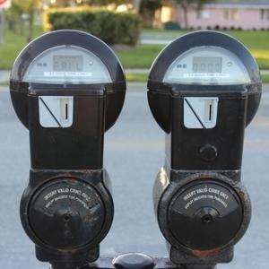 Medium parkingmeter