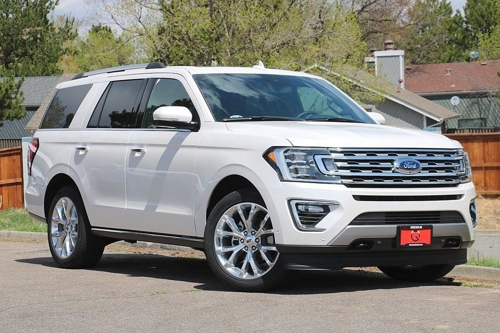 The  Ford Expedition Offers The Pro Trailer Backup Assist