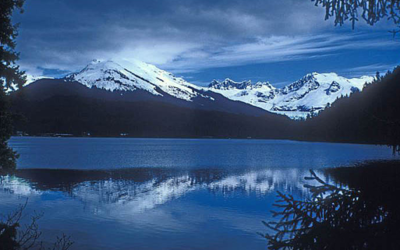 Auke Lake