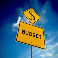 Medium budgetsign