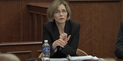 U.S. District Judge Rebecca Pallmeyer, chief judge of U.S. District Court for the Northern District of Illinois