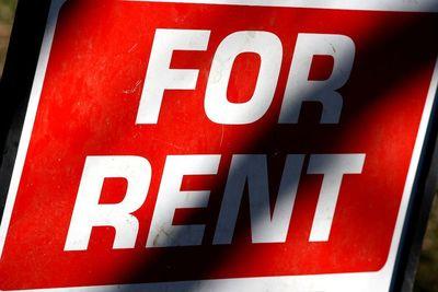 Medium 1599px for rent sign