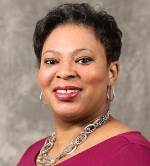 Adrienne McNeil-Washington is working toward her Ph.D. in higher education administration.