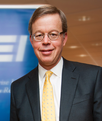 Jim Talent, senior fellow of the American Enterprise Institute and former senator