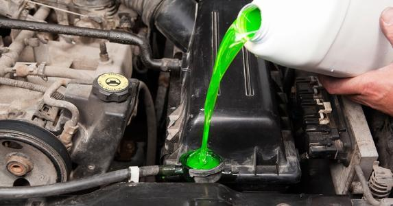 Coolants with less pressure are less likely to overheat and diminish its cooling ability.