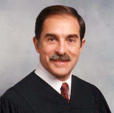 U.S. District Judge Harvey Bartle III