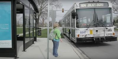Medium pace bus