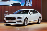 The S90 is the newest in luxury sedans from Volvo.