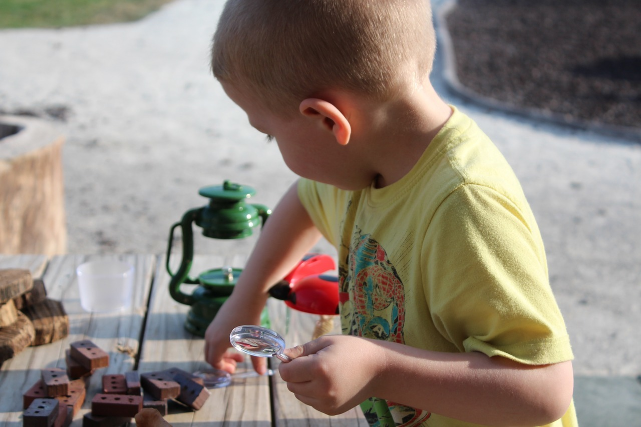 Wonder Camp half-day is for ages 6 through 9 and will run from 8:30 a.m. to noon.