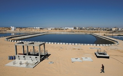 Doha Bank agrees to finance Leighton Contracting Qatar's reservoir project.
