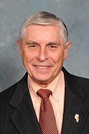 Former state Rep. Bob Pritchard