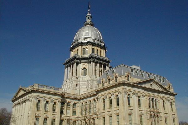 Illinois' Democratic legislature can no longer easily override any veto from GOP Gov. Bruce Rauner.