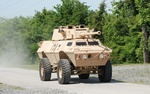 Textron to provide 55 new armored vehicles to Afghan National Army.
