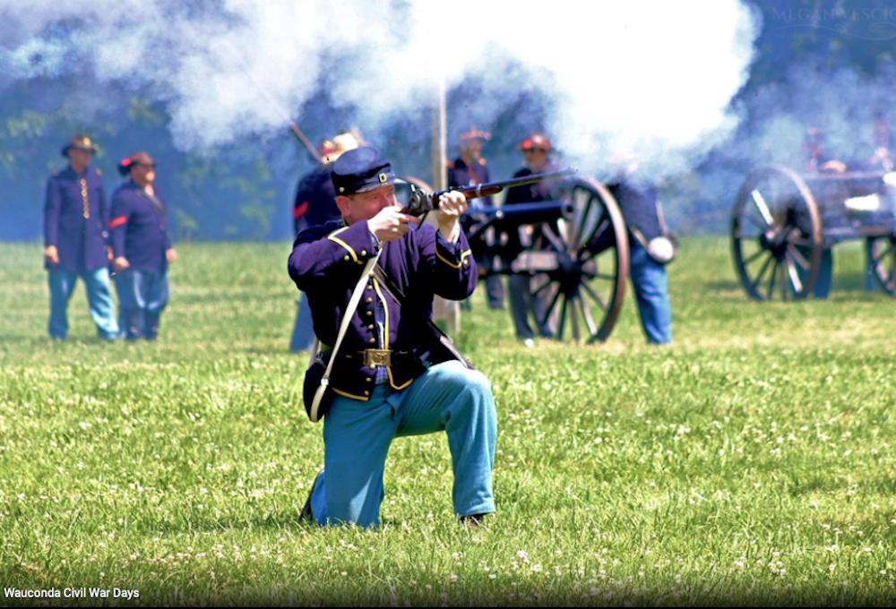 Lake County's Civil War Days 2019 was abruptly cancelled in June.