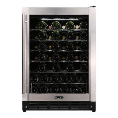 Magic Chef 50-bottle wine cooler