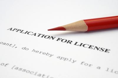 Medium license 01