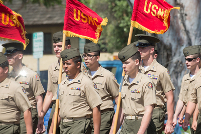 The Marine Corps Junior ROTC is a national student organization.