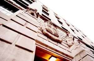 The U.K. Department of Energy Building