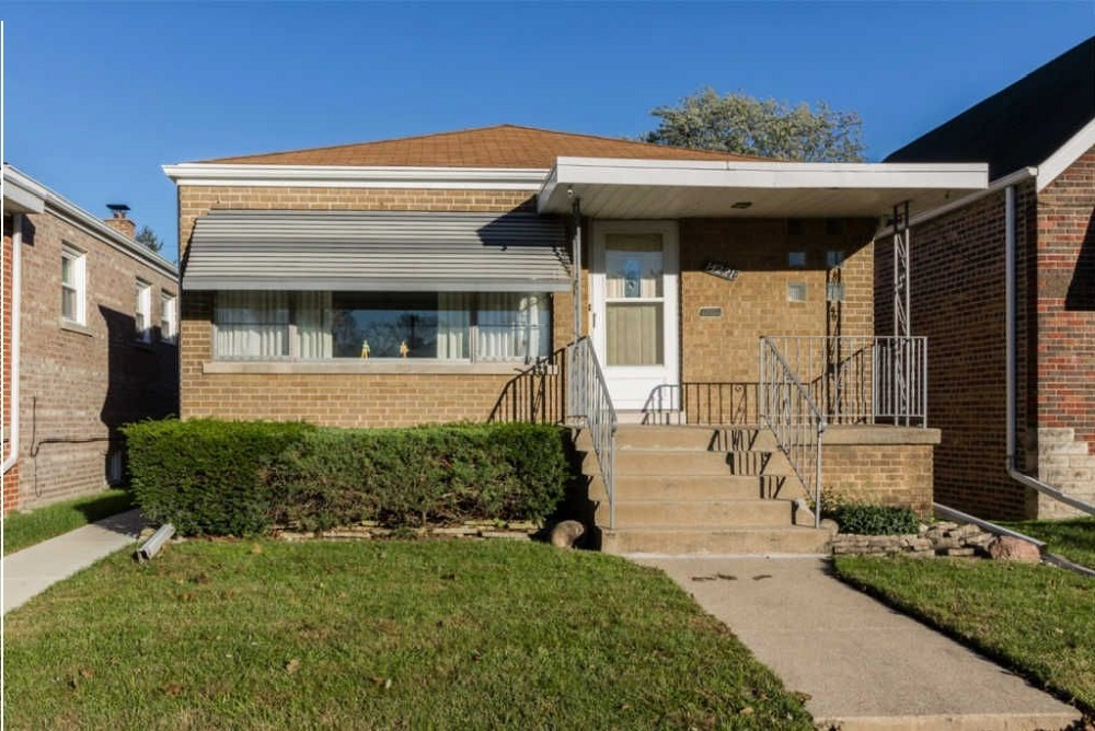 This two-bedroom home, 14221 S. Emerald Ave. in Riverdale, has a property tax bill of $1,353.