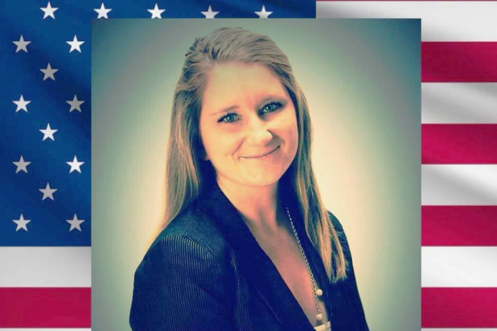 Algonquin Township trustee candidate Rachael Lawrence is standing up to an archaic hiring tradition.